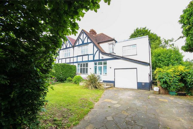 Thumbnail Semi-detached house to rent in Fryston Avenue, Coulsdon
