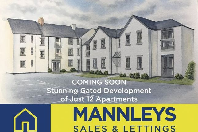 Thumbnail Flat for sale in High Street, Wellington, Telford