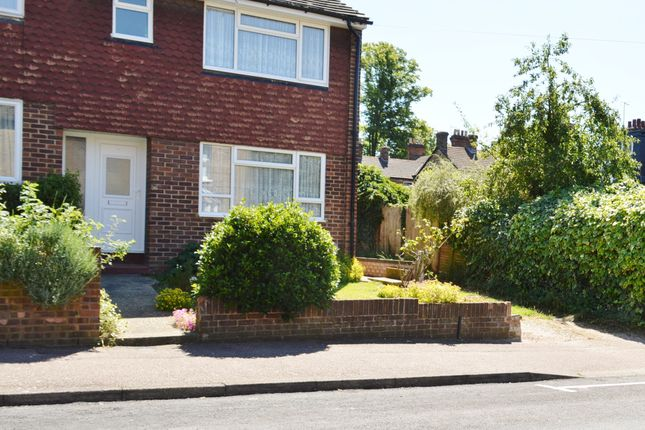Thumbnail End terrace house to rent in Garland Road, Ware
