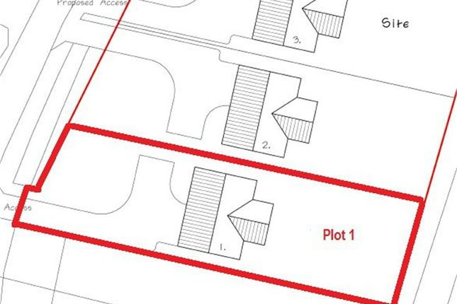 Thumbnail Land for sale in Stow Road, Wiggenhall St. Mary, King's Lynn
