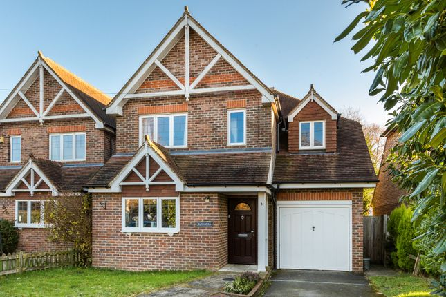 Thumbnail Detached house for sale in Bowers Place, Crawley Down