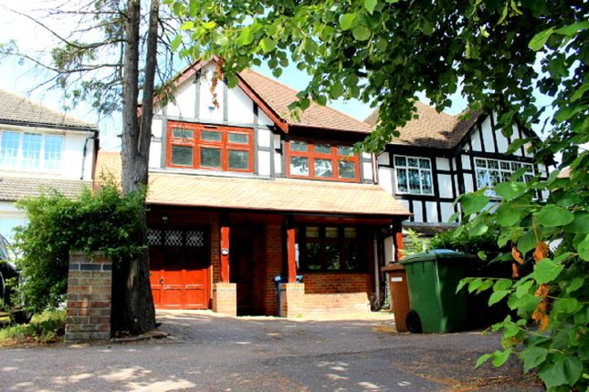 Thumbnail Link-detached house to rent in Uxbridge Road, Hatch End