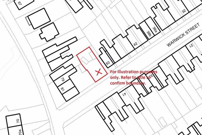 Thumbnail Land for sale in Castle Street, Chesterton, Newcastle-Under-Lyme