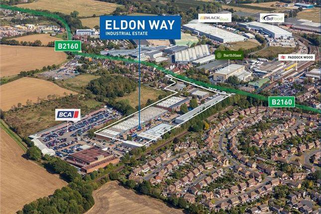 Industrial to let in Unit 21, Eldon Way Industrial Estate, Eldon Way, Paddock Wood, Tonbridge, Kent