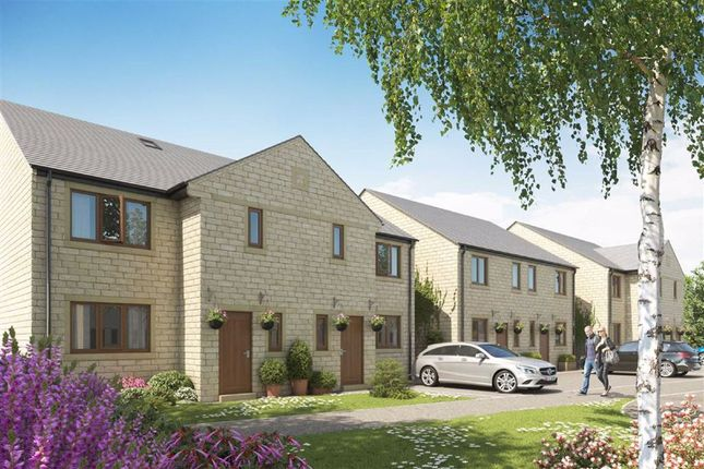 Thumbnail End terrace house for sale in The Meadows, Buxton, Derbyshire