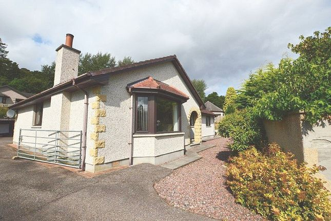 Front of Greenview Pitkerrald Road, Drumnadrochit, Inverness IV63