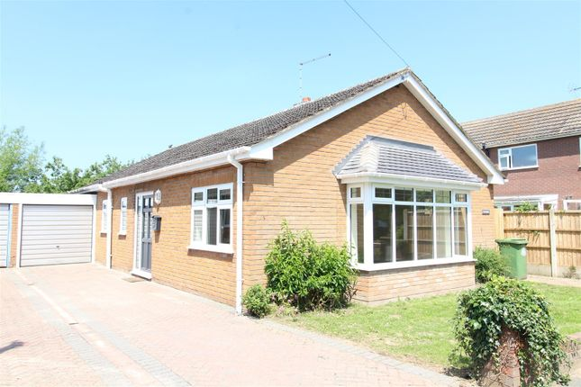 Thumbnail Detached bungalow for sale in Crab Tree Lane, Wem, Shrewsbury
