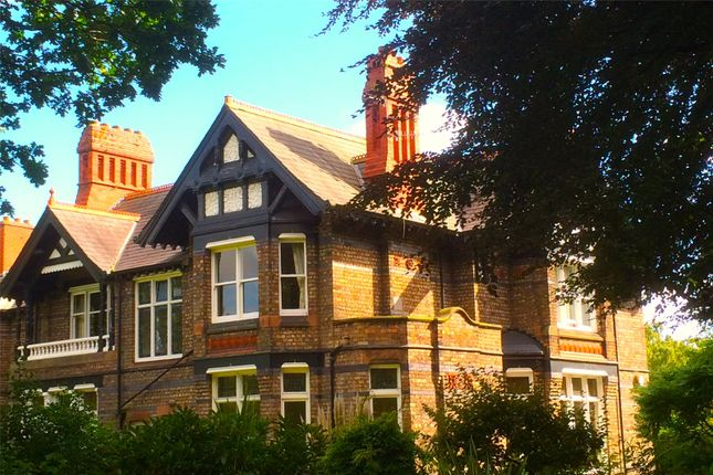Thumbnail Flat for sale in Hatton House, 3 Knowsley Road, Cressington Park, Liverpool