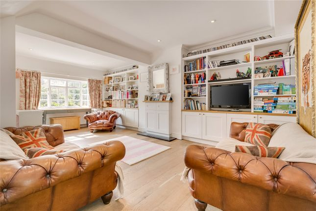 Thumbnail Semi-detached house for sale in Lock Road, Richmond, Surrey