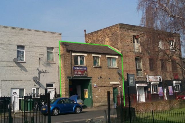 Thumbnail Commercial property for sale in Dartford Street, Elephant & Castle, London