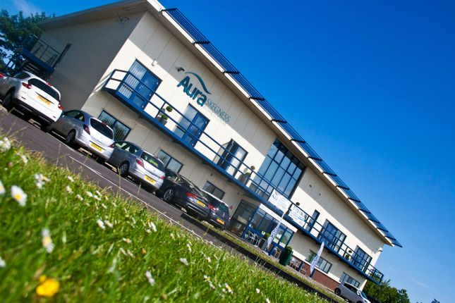Office to let in Heath Road, Wainfleet Road Industrial Estate, Skegness