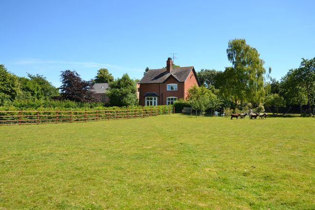 Thumbnail Detached house for sale in Childs Ercall, Market Drayton