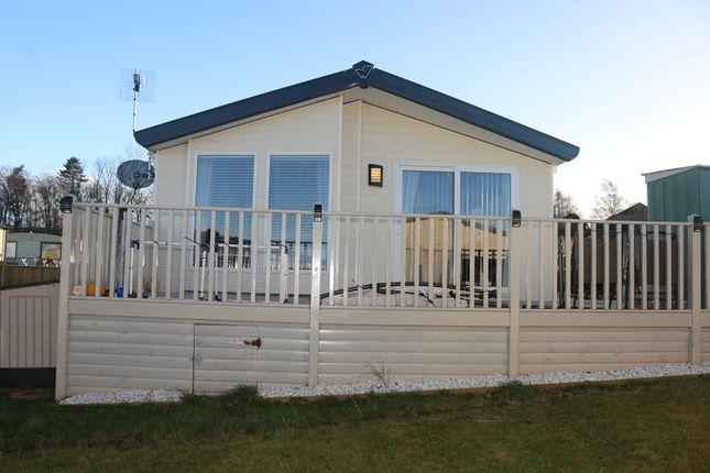 Mobile/park home for sale in Thurston Manor Leisure Park, Dunbar