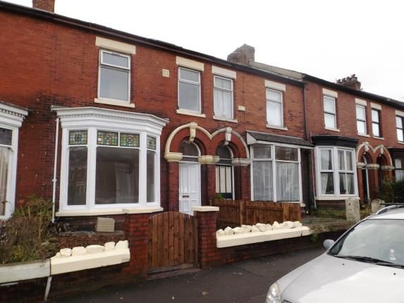 Thumbnail Terraced house for sale in Tulketh Road, Ashton-On-Ribble, Preston, Lancashire