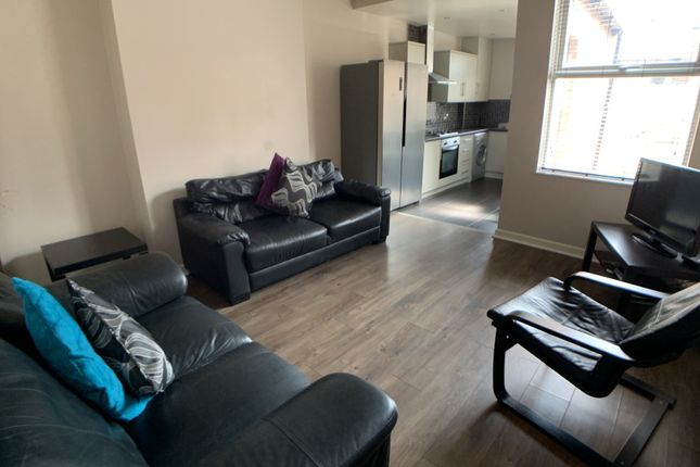 Thumbnail 6 bed terraced house to rent in Club Garden Road, Sheffield