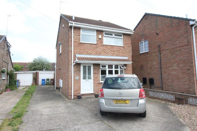 Thumbnail Detached house for sale in Inmans Road, Hedon, Hull