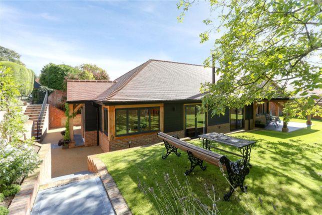 Thumbnail Bungalow for sale in Castle Hill, Farnham, Surrey