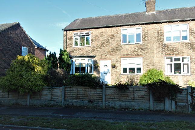 3 bed semi-detached house for sale in Algernon Street, Stockton Heath, Warrington WA4