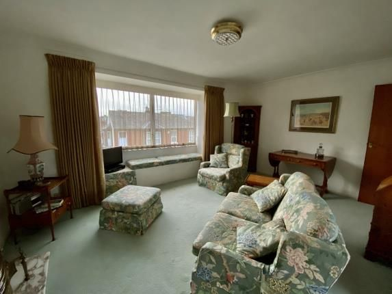 Lounge of Clarence Court, Rawcliffe Street, South Shore, Blackpool FY4