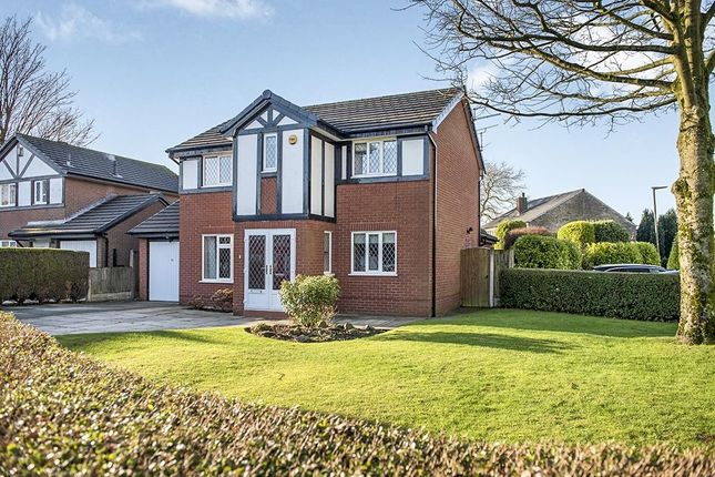 Thumbnail Detached house for sale in Sallowfields, Orrell, Wigan