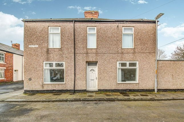 Thumbnail Semi-detached house to rent in Hall Terrace, Blyth