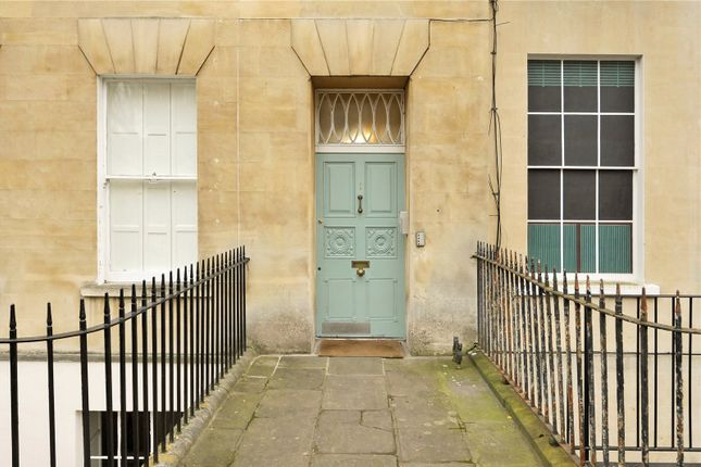 Thumbnail Maisonette for sale in Grosvenor Place, Bath