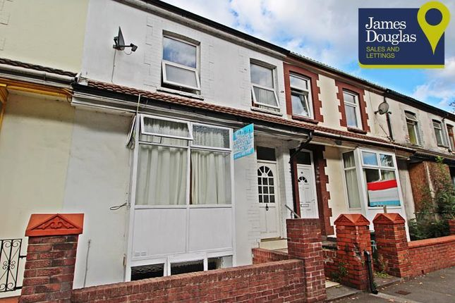 Thumbnail Shared accommodation to rent in Broadway, Treforest, Rhondda Cynon Taff