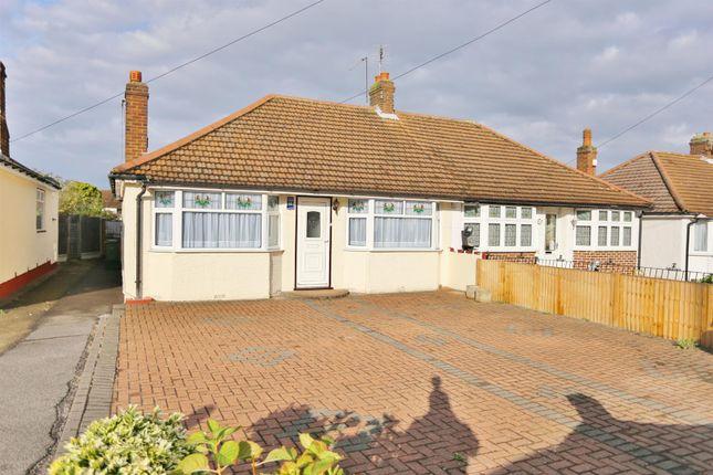 Thumbnail Semi-detached bungalow to rent in Long Lane, Bexleyheath