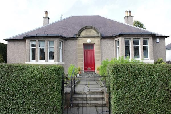 Thumbnail Detached bungalow to rent in Forthview Terrace, Edinburgh