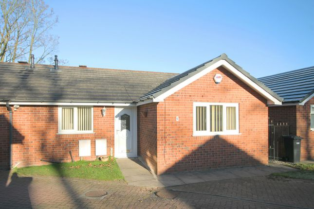 Thumbnail Semi-detached bungalow for sale in The Wesleys, Farnworth, Bolton