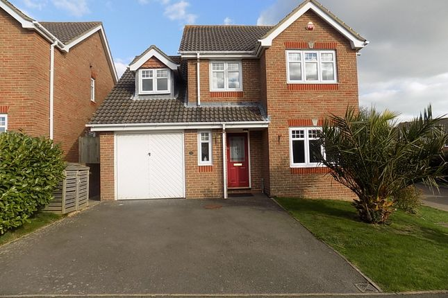 Thumbnail Detached house for sale in Patcham Mill Road, Stone Cross, Pevensey