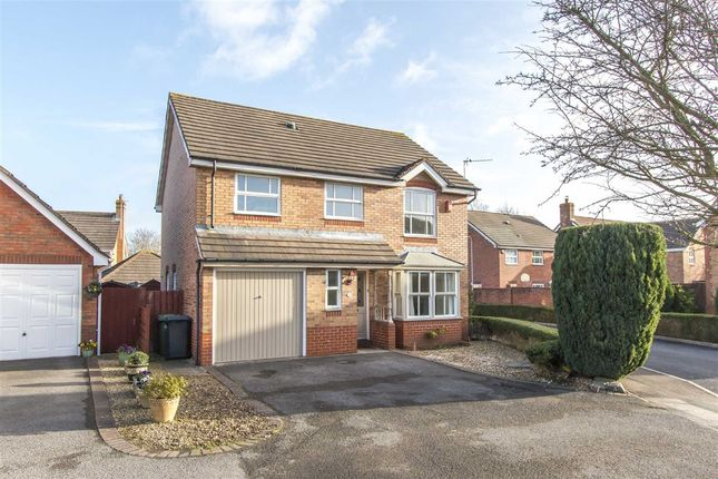 Thumbnail Detached house for sale in Saxon Way, Bradley Stoke, Bristol