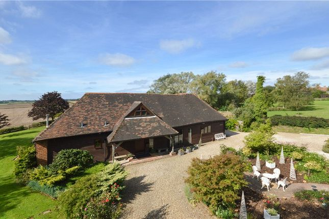 Thumbnail Detached house for sale in The Street, East Brabourne, Ashford, Kent