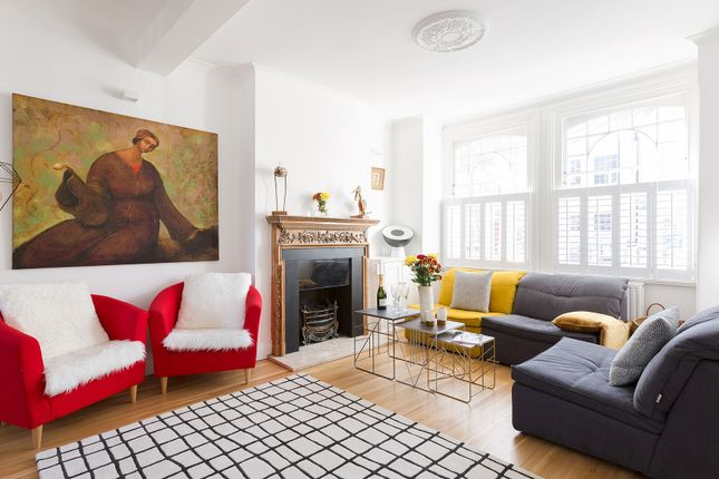 Thumbnail Town house to rent in Cranbury Road, London