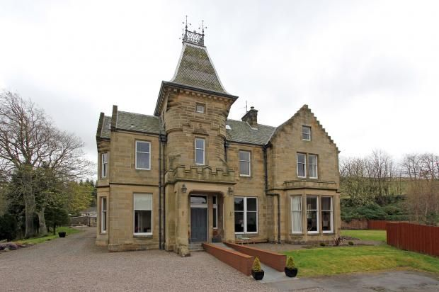 Thumbnail Flat for sale in 2 Balnakeil House, Galashiels