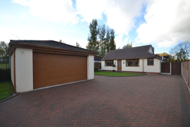 Thumbnail Detached bungalow for sale in Manchester Road, Astley, Tyldesley, Manchester