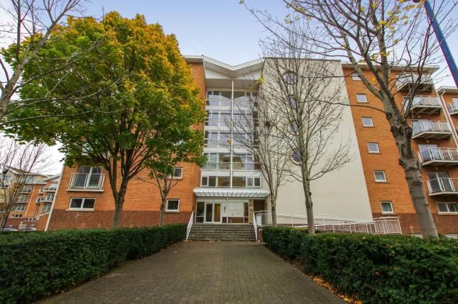 Thumbnail Flat for sale in Penstone Court, Chandlery Way, Cardiff, Caerdydd
