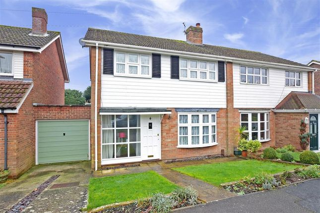 Front Elevation of Oaktree Drive, Emsworth, Hampshire PO10