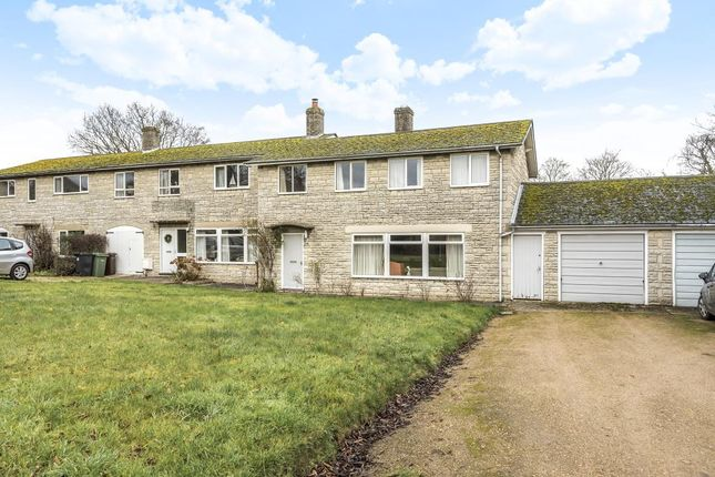 Thumbnail End terrace house for sale in Stanton St John, Oxfordshire