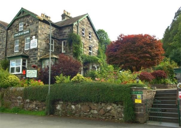 Thumbnail Hotel/guest house for sale in Vicarage Road, Betws-Y-Coed, Conwy
