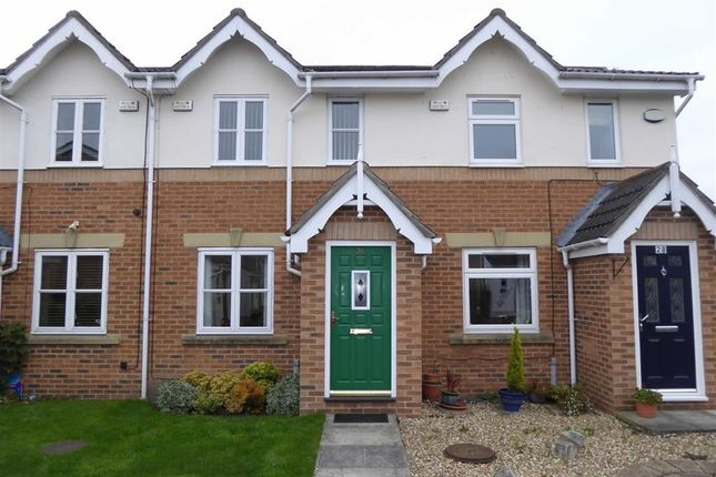 Thumbnail Town house for sale in Flossmore Way, Gildersome, Leeds, West Yorkshire