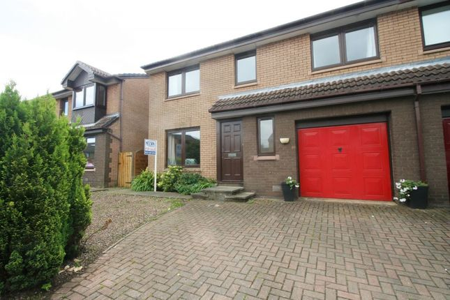 Thumbnail Detached house for sale in 22 Stoneyflatts Crescent, South Queensferry