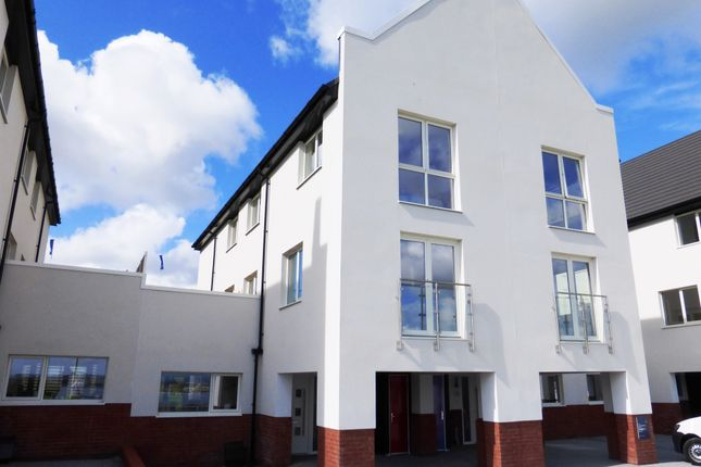 Thumbnail Semi-detached house for sale in Trem Y Bae, Penarth Heights, Penarth