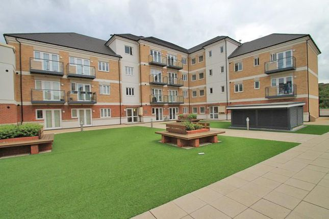 Thumbnail Flat to rent in Hales Court, Cezanne Road, Watford