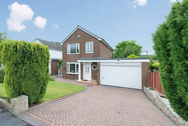 Thumbnail Detached house to rent in Kilworth Drive, Lostock, Bolton