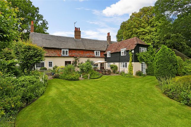 Thumbnail Detached house for sale in Westbere Lane, Westbere, Canterbury, Kent