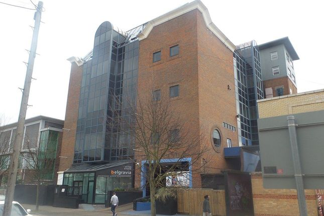 Thumbnail Flat to rent in 4.4 Shelton House, Park Road, Peterborough
