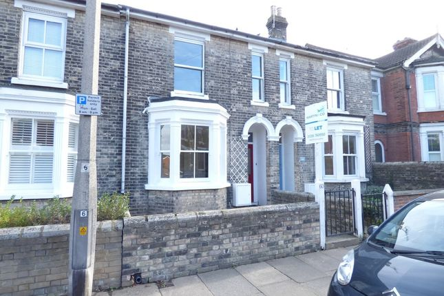 3 bed terraced house to rent in Wimpole Road, Colchester