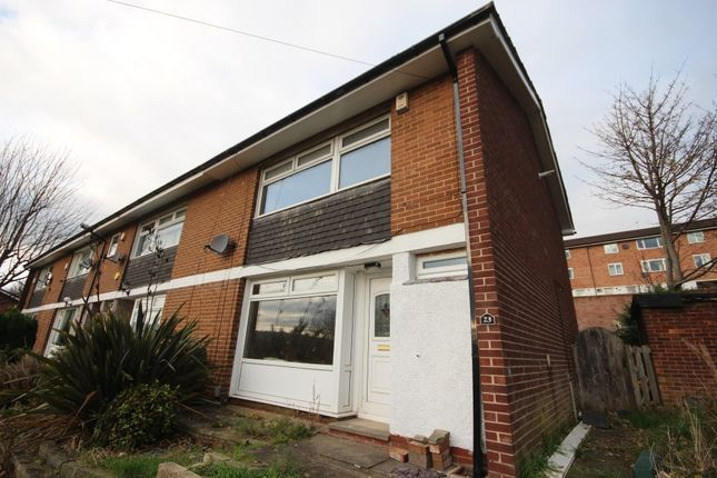Thumbnail End terrace house to rent in Cliffe Terrace, Baildon