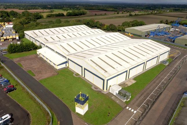 Thumbnail Light industrial to let in Unit 10 Stretton Distribution Centre, Grappenhall Lane, Warrington